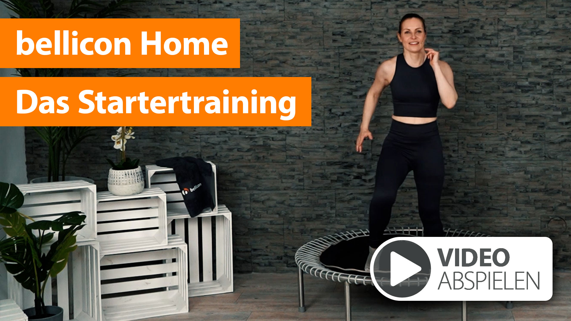 bellicon Home: Das Startertraining