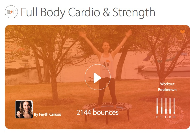 Full Body Cardio & Strength