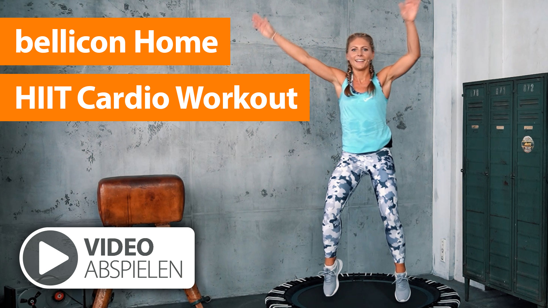 bellicon Home: HIIT Cardio Workout