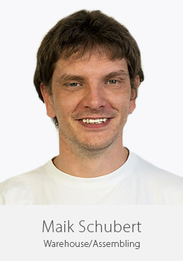 Foto of Maik Schubert