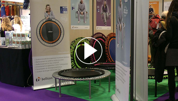 T moignages vid os bellicon suisse for Salon du bien etre paris