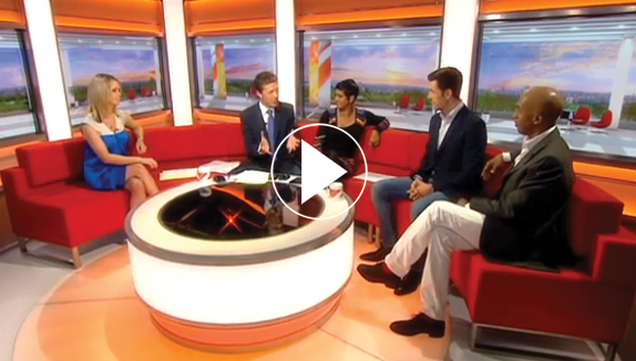 A four minute video testimonial to bellicon on bbc with darren barker
