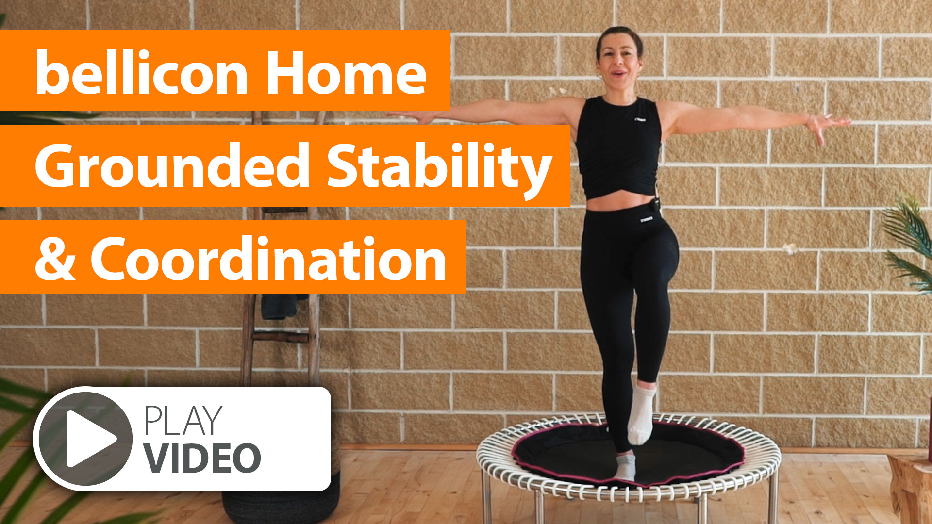 bellicon Home groundes stability & coordination