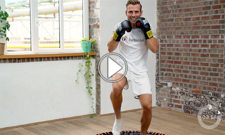 bellicon Home: Boxtraining mit Daniel