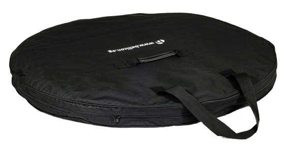 A picture of the bellicon® travel bag available in black and two sizes