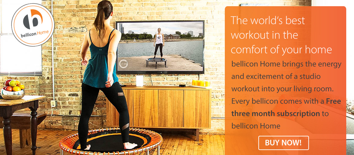 workout in your living room