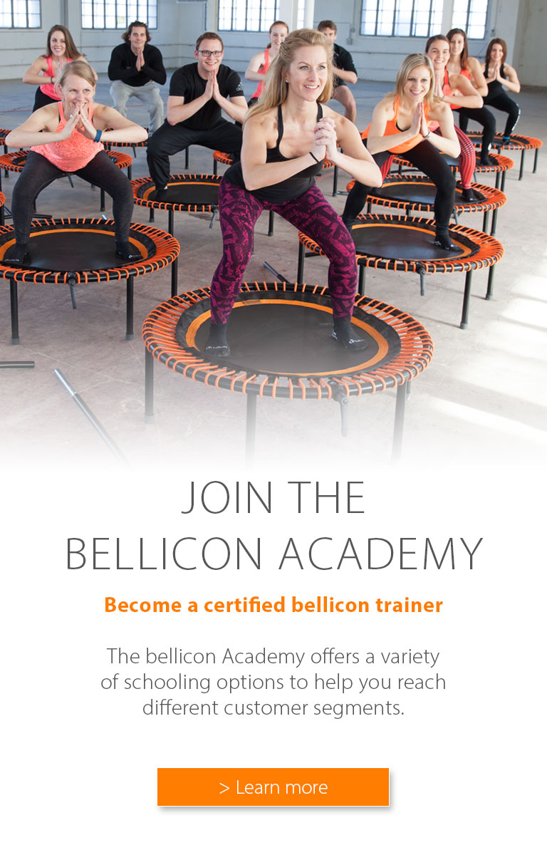 Become a bellicon Trainer