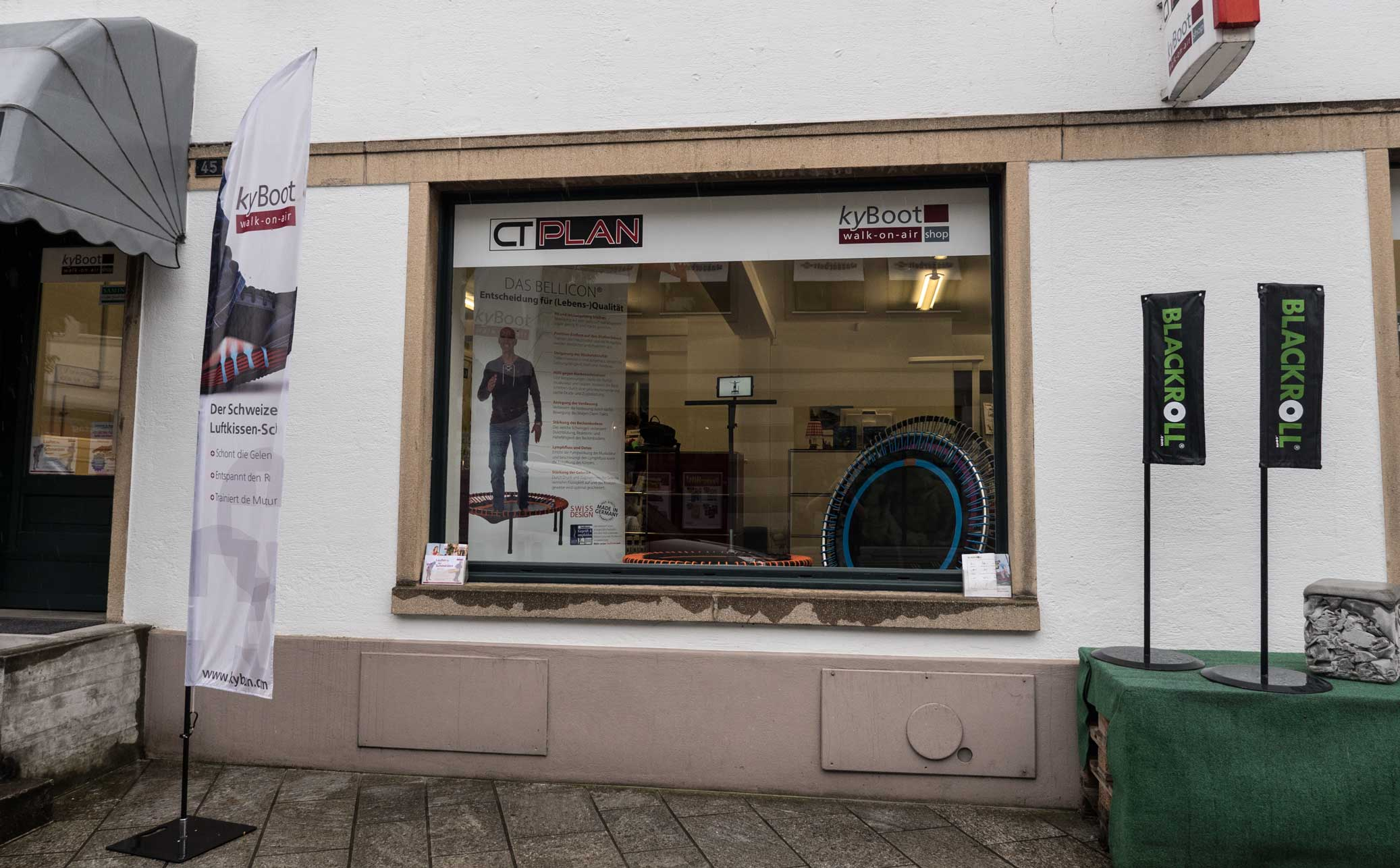 kyBoot Shop Sissach