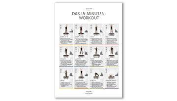 Trainingsposter zum bellicon®
