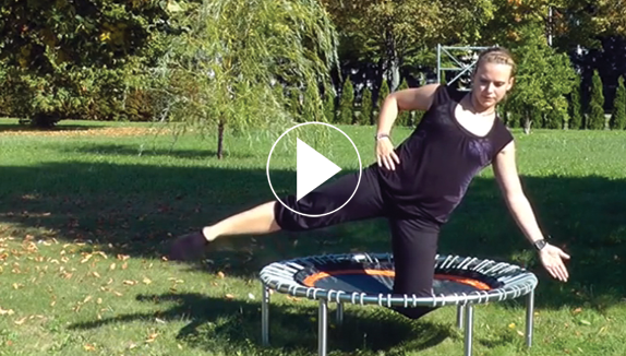 Pilates on the bellicon by Bettina Jost
