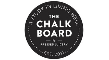 Logo of The Chalkboard Magazine