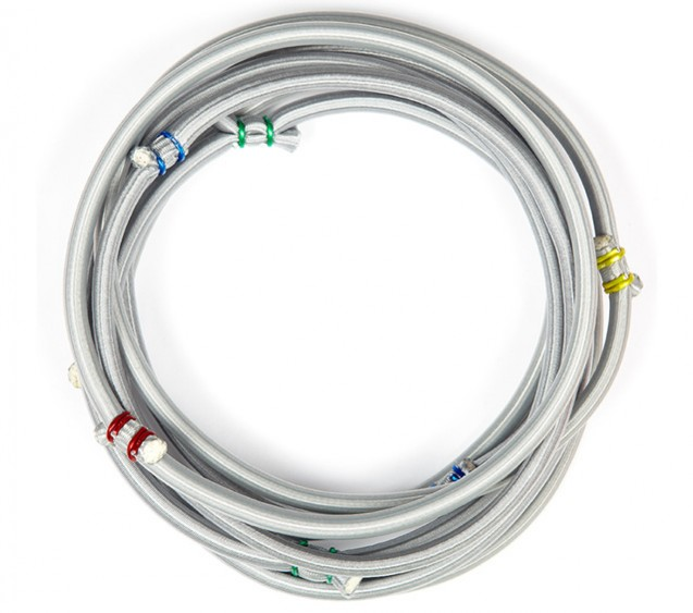 bellicon® silver bungee rings in various rebound strengths