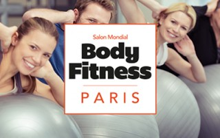 Participation au salon Body Fitness à Paris