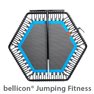 Foto van een bellicon® Jumping Fitness