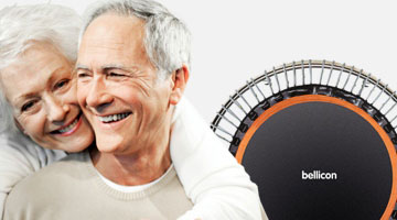 Seniors stay fit with the bellicon®