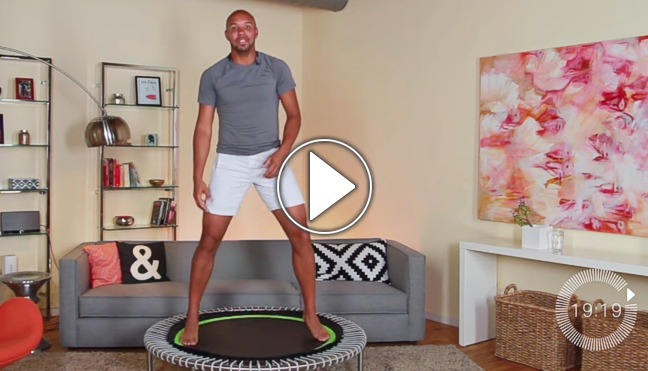 30 min Power Workout con Jeremy Sonkins de be360, EEUU; símbolo ver vídeo