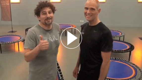 A two minute video testimonial to bellicon by david wolfe and just bounce