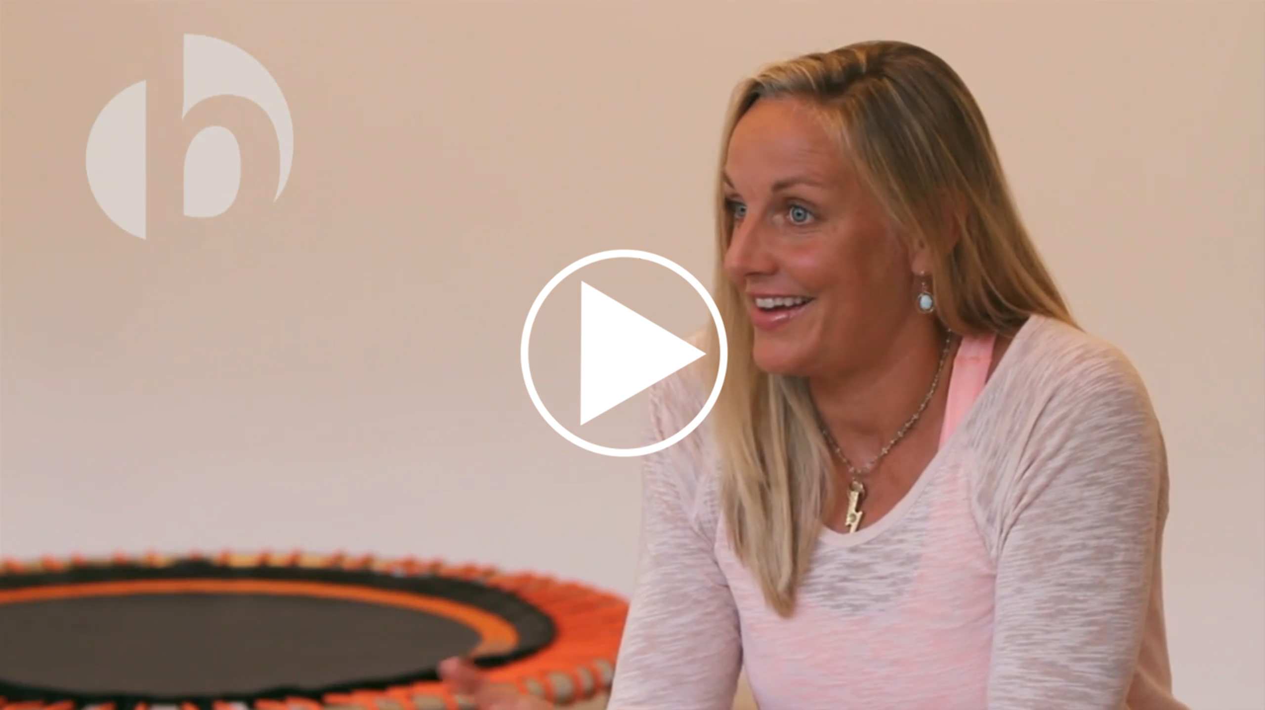 Olympic Medalist Catherine Garceau about the bellicon