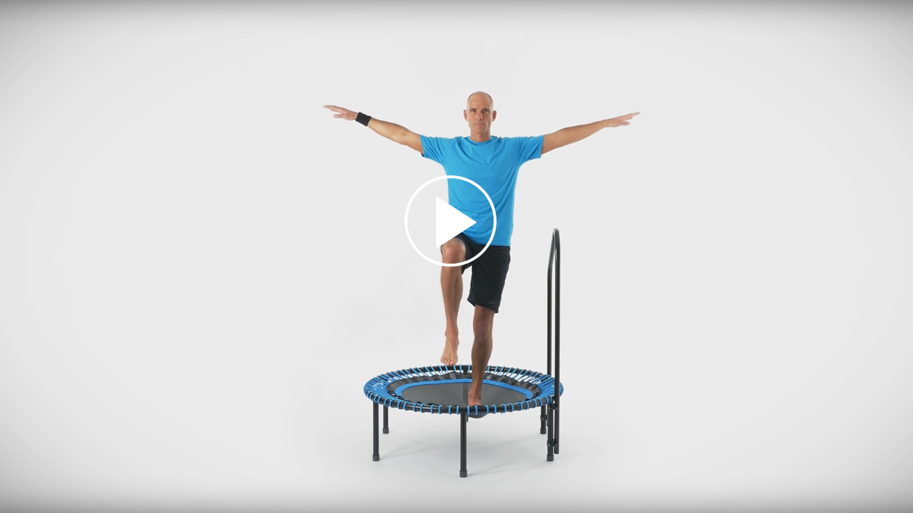 Balance and coordination exercises