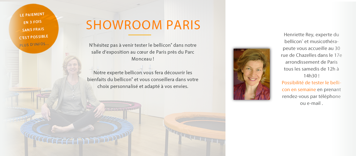 Showroom Paris