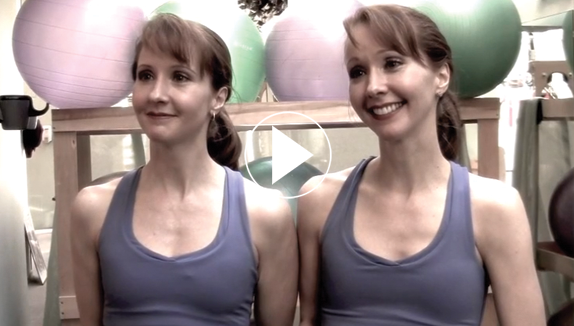 A two minute video testimonial to bellicon by Kim and Kathy from Pilates on Fifth in New York City