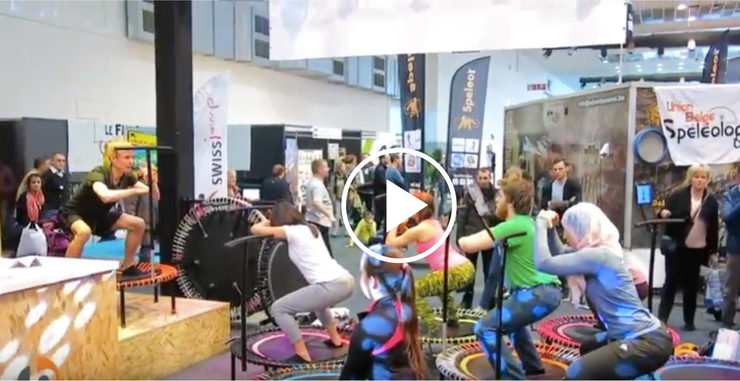 Video bellicon® op de Sports Fair 2017