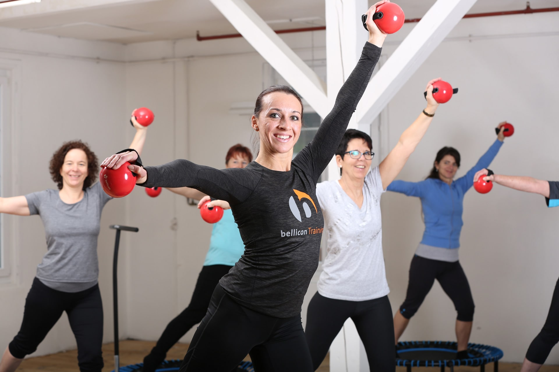 les bellicon Move bellicon Academy