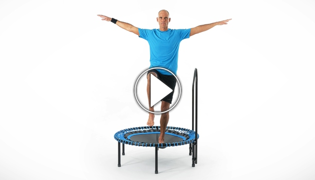 Trainingsvideo «Balance & Coordination», Playbutton