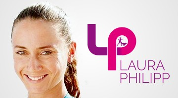 Portrait von Triathletin Laura Philipp