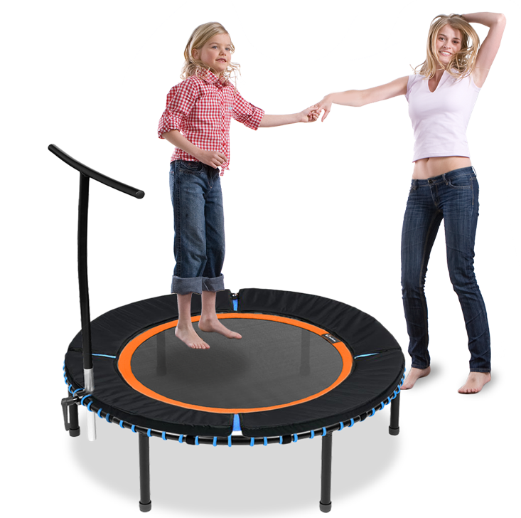 Rebound therapy for kids with the bellicon