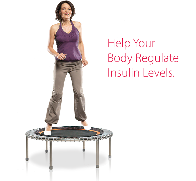 Exercise to regulate your insulin levels with the bellicon®