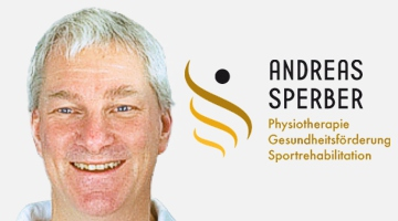 Picture of chief physiotherapist Andreas Sperber