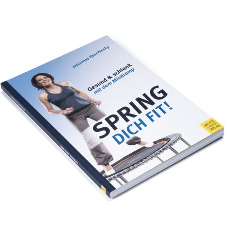 "book ""Spring Dich Fit"" (german)"